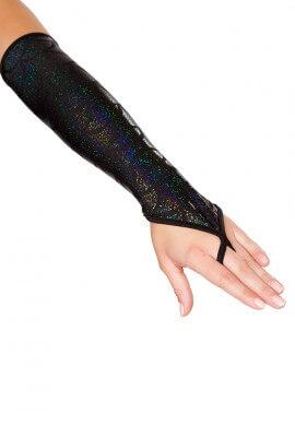 Black Mermaid Gloves