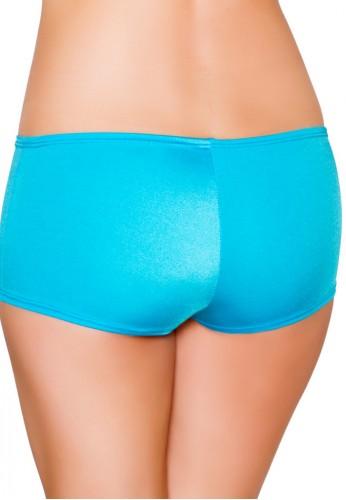 Turquoise Boy Shorts