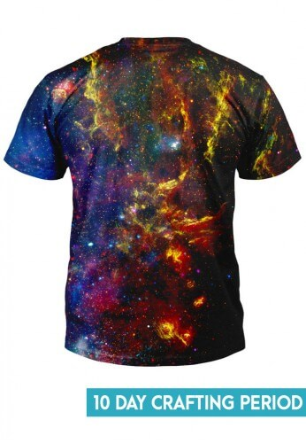 Galactic Weed T-Shirt