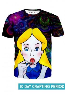 Alice In Wonderland LSD T-Shirt