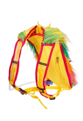 Furry Monster Hydration Pack