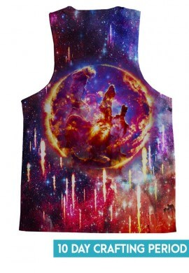Astronaut Power Tank Top