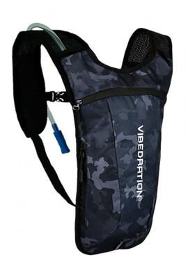 GA Black Camo Hydration Bag