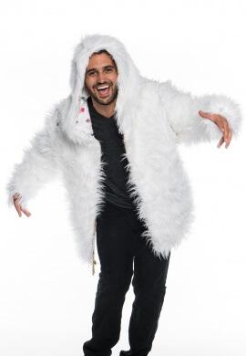Playaflauge Mac Daddy Jacket