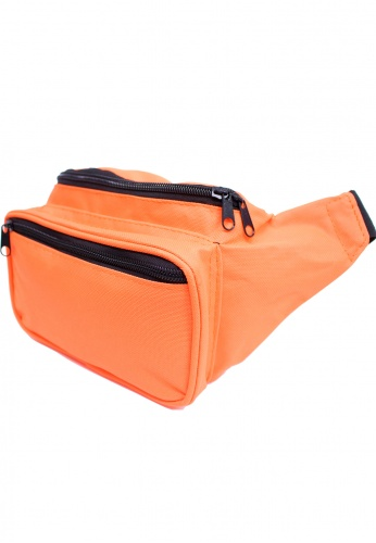 Neon Orange Fanny Pack
