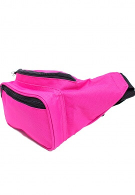 Neon Pink Fanny Pack