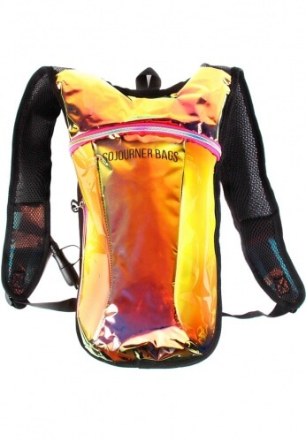 Sunset Iridescent Hydration Pack