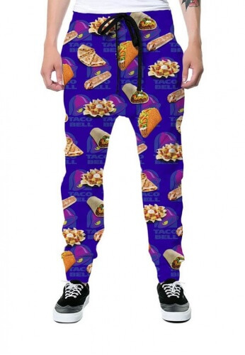 Taco Bell Joggers