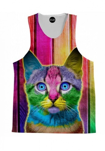 Paint Kitty Tank