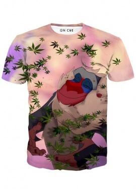 Inner Peace Rafiki T-Shirt
