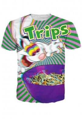 Trips Aren't For Kids T-Shirt