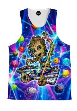 DJ Groot Tank