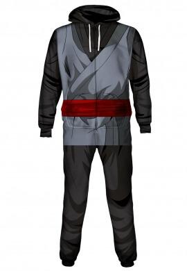 Black Goku Outfit Onesie