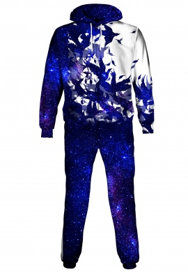 Space Birds Onesie