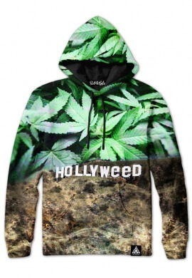 Hollyweed Hoodie