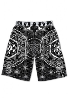 Black Dreamstate Shorts