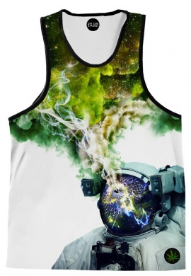 Forever in Space Tank