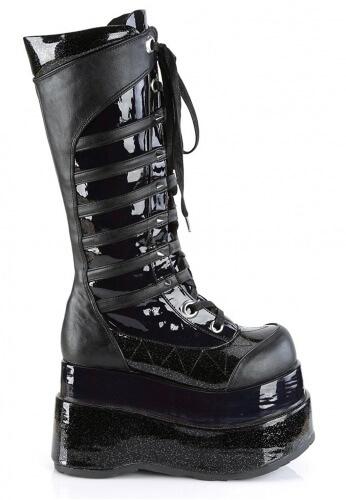 Demonia Black Bear-205 Boots