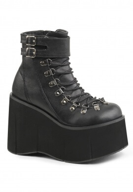 Demonia Black Kera-21 Boots