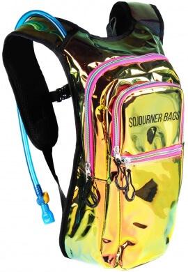 Laser Holographic Medium Hydration Bag