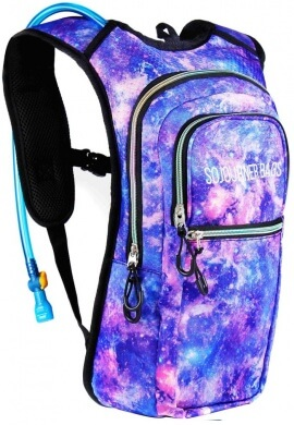 Galaxy Medium Hydration Bag