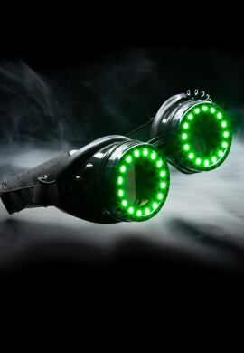 Pixel Pro Programmable LED Goggles