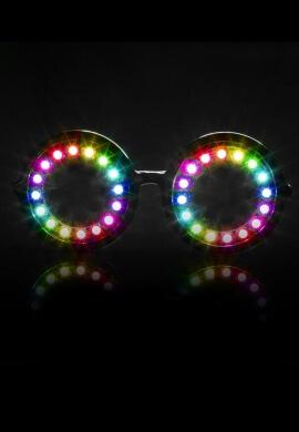 Pixel Pro Programmable LED Glasses