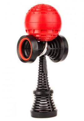 Black and Red Air Kendama