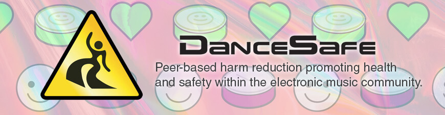 DanceSafe Banner