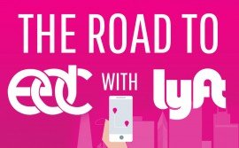 The Road to EDC with Lyft