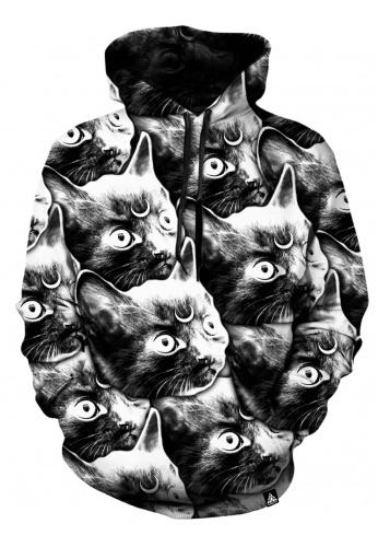 Mooncat Hoodie