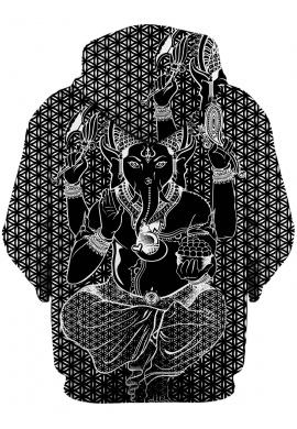 Sacred Ganesha Hoodie