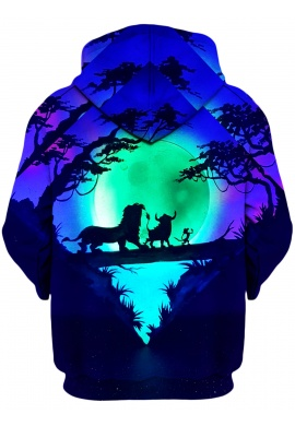 The Mighty Jungle Hoodie