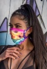 Rainbow Sky Mask with Filter