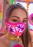 Kaleidoscope Face Mask with Filter
