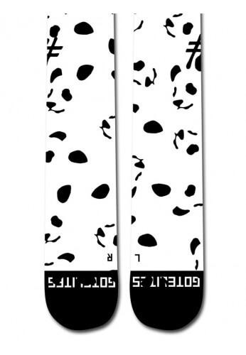 Panda Magic Socks