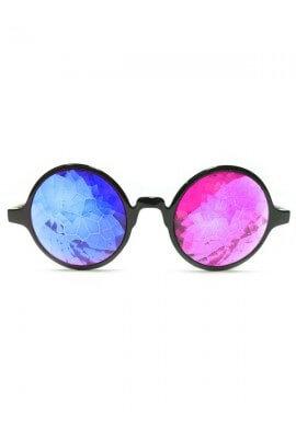 3D Kaleidoscope Glasses
