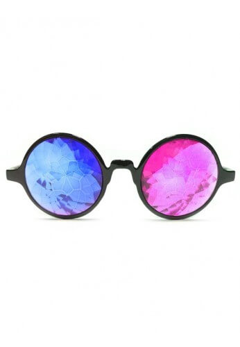 3D Kaleidoscope Glasses