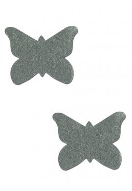 Silver Butterfly Pastease