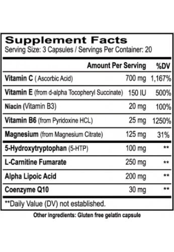 5HTP Supplement RaveAid