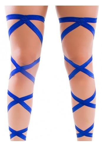 Blue Leg Wraps