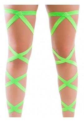 Green Leg Wraps
