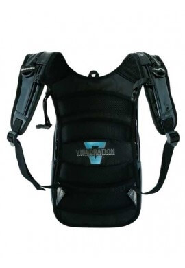VIP Holla-Graphic Black Hydration Pack