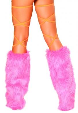 Orange Leg Wraps