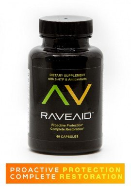 5HTP Supplement RaveAid