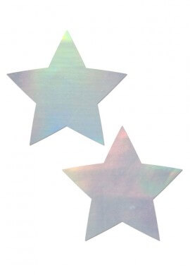 Hologram Star Pasties