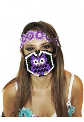 Owl Kandi Mask