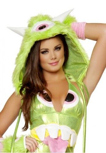 Green Monster Hood
