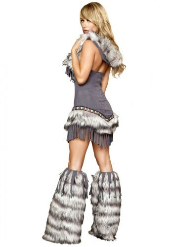 Wolf Mother Costume
