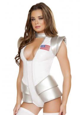 Space Bound Hottie Costume